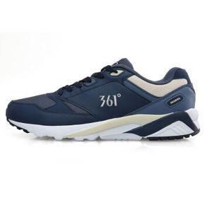 361度 男士复古运动跑鞋 129元包邮