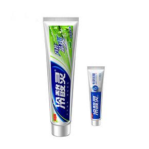 冷酸灵 芦荟晶爽牙膏170g+专研抗敏20g 6.6元