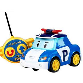 Silverlit 银辉 POLI系列 珀利遥控警车 120元包邮(220-100)
