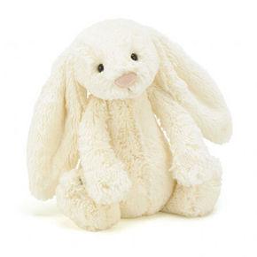 邦尼兔 Jellycat经典害羞系列 毛绒玩具公仔 米色 31cm 144元包邮(129+15)