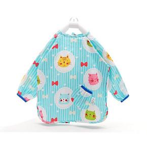 宝宝反穿儿童罩衣 9.9元包邮