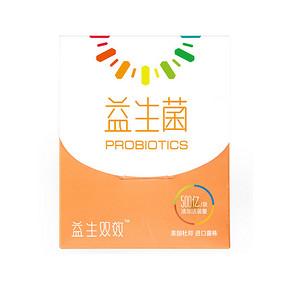 凑单好物# nutrasis 新维士 益生菌固体饮料 2g*3袋 1元(日常39)