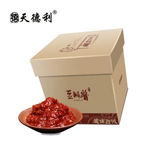 四川正宗红油豆瓣酱835g 8.8元包邮(拍下改价)