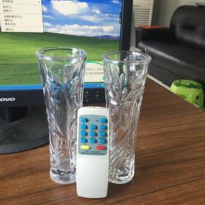 透明水培玻璃花瓶 7.9元包邮