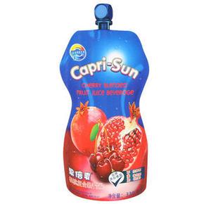 Capri-Sun 果倍爽 樱桃复合果汁饮料 330ml 0.9元(日常6元)