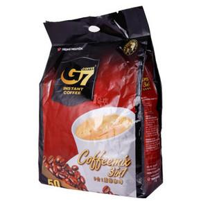困了来一杯# G7 中原3合1速溶咖啡  16g*50袋 29.9元