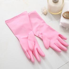橡胶耐用防水厨房家务手套 3双装 7.9元包邮