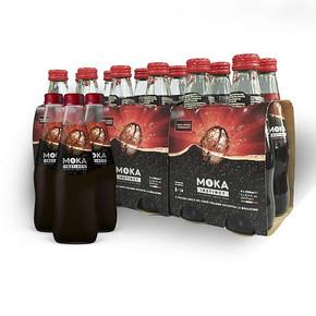 MOKA INSTINCT 摩卡咖啡味碳酸饮料 250ml*12瓶 69.9元