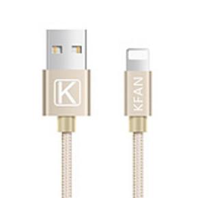 KFAN iphone6数据线 券后1.9元包邮
