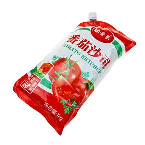 瑞景萊 番茄酱沙司 1kg 券后7.5元包邮