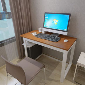 9月2日22点# HMJIA 简约电脑桌台式家用带书架 69元