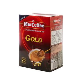马来西亚进口 MacCoffee 美卡菲 3合1速溶咖啡 320g 13.9元