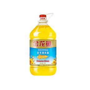 金龙鱼 葵花籽食用调和油 5L 39.9元