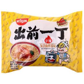 出前一丁 即食面 辛辣XO海鲜酱味 100g*2袋 5.7元