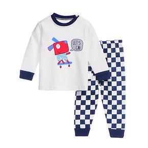 儿童内衣长袖套装 秋季款 16.9元包邮