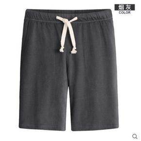 凯美克 薄款男士纯棉五分休闲裤 22元包邮