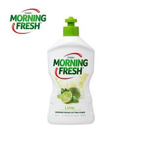 Morning Fresh 超浓缩洗洁精 青柠味400ml 11元包邮(9.9+1.1)