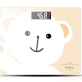 德尔玛deerma EA03C 卡通小熊电子称 29.9元