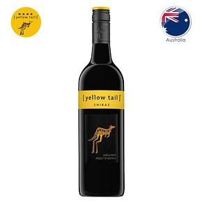 Yellow Tail 黄尾袋鼠 西拉干红葡萄酒 750ml 39元