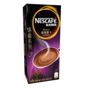 Nestle 雀巢咖啡 摩卡咖啡 21g*5条 折7.7元(14.8,199-100)