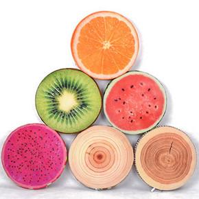 米虎 仿真水果坐垫抱枕保玩具 39cm 9.5元包邮(16.8-7.3)