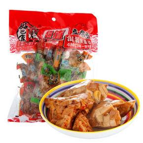好巴食 豆腐干 混装实惠包 400g 11.9元