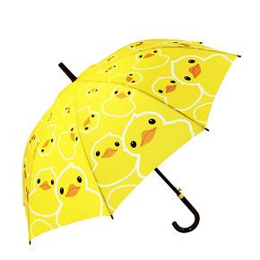 c''mon 可爱卡通大黄鸭雨伞 19.9元包邮(32.8-12.9)