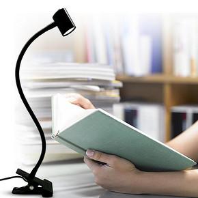 LED护眼钓鱼夹子小台灯 9.8元包邮