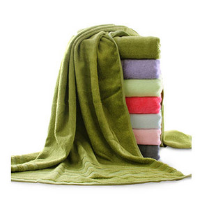 天源家纺 竹浆纤维浴巾 140x70cm 19.9元包邮