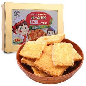 限地区# 日本进口 fujiya 不二家 千层饼 504g 29.9元