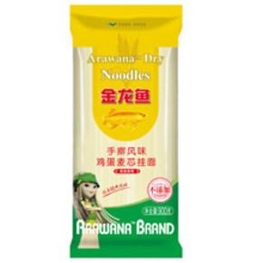 金龙鱼 手擀风味 鸡蛋麦芯挂面 900g*2件 11.9元(买1送1)