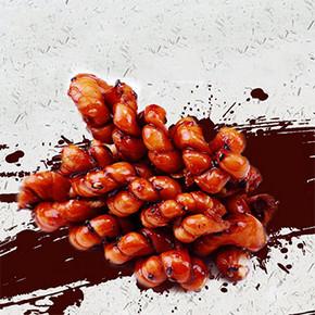 笑林 正宗红糖麻花罐装288g  9.9元包邮(拍下改价)