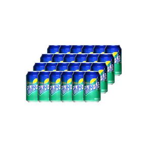 雪碧 碳酸饮料 330ml*24听 40.9元
