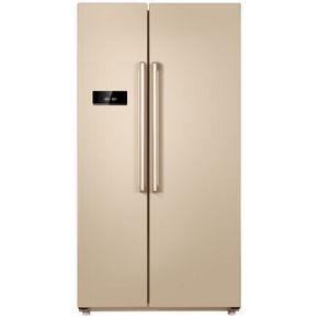 美菱 变频静对开门冰箱 563L 3440元包邮(下单93折)