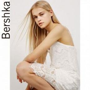 Bershka 女士 蕾丝连衣裙 134元