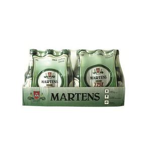 MARTENS 麦氏 1758 10°P 纯生啤酒 500ml*24瓶 61元