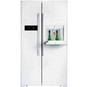 限地区# 美菱 BCD-603WECT 对开门冰箱 60L 3719元包邮(下单93折)
