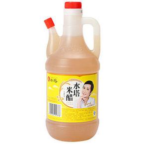 水塔 米醋 壶装 800ml*2瓶 6元(买2减1)