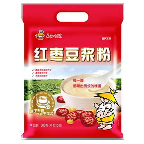 永和 红枣豆浆粉 300g 折6.6元(12.8,199-100)