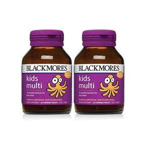 澳洲进口 澳佳宝 儿童复合维生素咀嚼片 60粒*2瓶 108元包邮(118-10券)