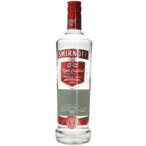 Smirnoff 斯米诺 洋酒  红伏特加 750ml 39元