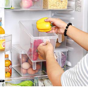 冰箱塑料密封保鲜盒 券后5.8元包邮