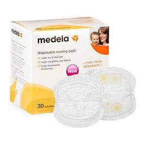 Medela 美德乐 一次性乳垫 30片装 9.9元