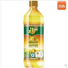 福临门 黄金产地玉米油900ml 0.01元
