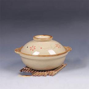 欧诗蓝 日式陶瓷小砂锅 8.9元包邮