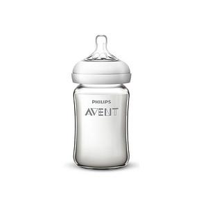 AVENT 新安怡 宽口径玻璃奶瓶 240ml*2件+凑单 99.9元包邮(199.9-100)