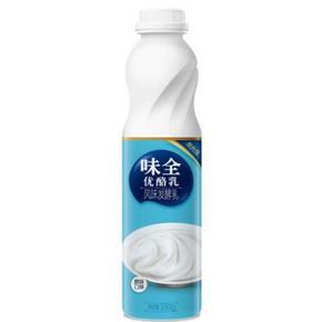 北京天津# wei-chuan 味全 优酪发酵乳 原味580g 折5元(35.2-15)