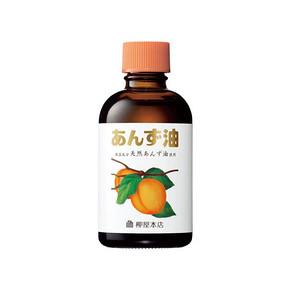 日本 柳屋本店 天然美发杏油精华液 60ml 折55.4元(99选+税)