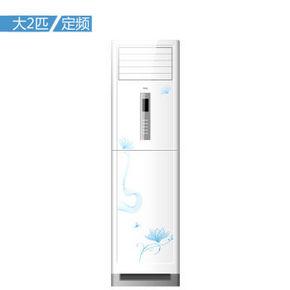 TCL 大2匹 定速冷暖空调柜机 2988元