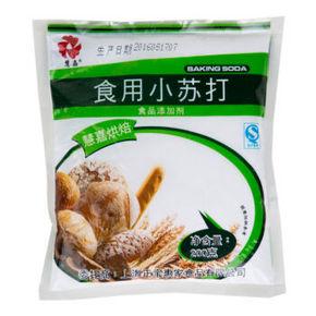 凑单品# 慧嘉 食用小苏打 苏打粉 200g 1.9元